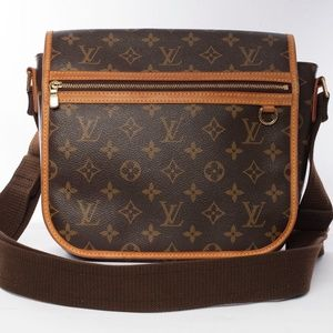 Louis Vuitton Monogram Bosphore PM w/ COA